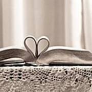 Book Heart Series 1 Poster