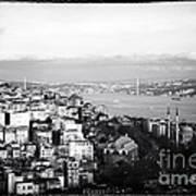 Bosphorus View Poster