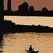 Boston Across The Bay 2 Poster