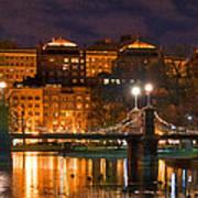 Boston Lagoon Bridge 2 Poster