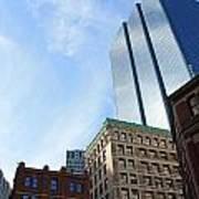 Boston Ma Architecture 2 Poster
