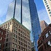Boston Ma Architecture Poster
