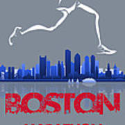 Boston Marathon3 Poster