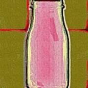 Bottle Maze Poster