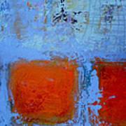 Bottom Orange Poster