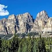 Bow Valley Poster