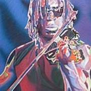 Boyd Tinsley Colorful Full Band Series Poster