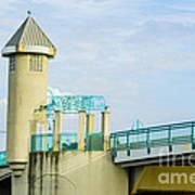 Boyton Beach Bridge Poster