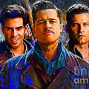 Brad Pitt Original Poster