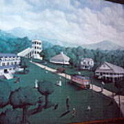 Braddock Heights Mural Poster