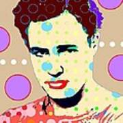 Brando Poster by Ricky Sencion