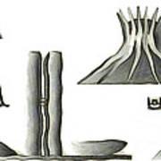 Brasilia Landmarks Poster
