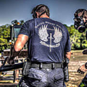 Breaching With Baton Rouge Swat Poster