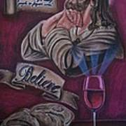 Bread And Wine Poster