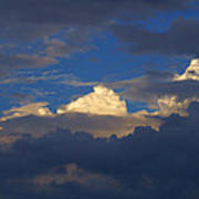 Break In The Clouds Poster