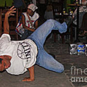 Breakdancer Poster