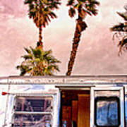 Breezy Palm Springs Poster