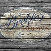 Brekles Brown Poster