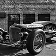 Brickyard Buick Poster