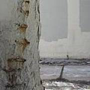 Bridge Column Decay 3 Poster
