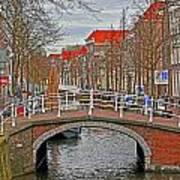 Bridge Of Delft Poster
