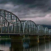 Bridge To Teslin Poster