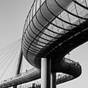 Bridges In The Sky Poster
