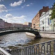Bridges Of St. Petersburg Poster