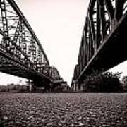 Bridges Over Poster