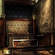 Bridlington Priory Poster