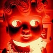Bright Eyed Kewpie Poster