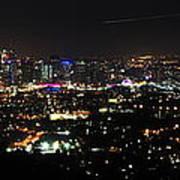 Brisbane Nights I Poster