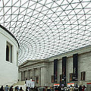 British Museum - The Entrance Poster