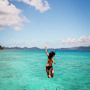 British Virgin Islands, Caribbean Poster