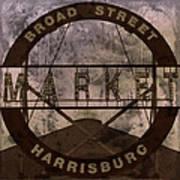 Broad Street Market Poster