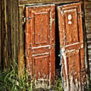 Broken Door Poster
