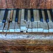 Broken Keys Poster