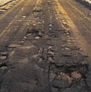 Broken Road Poster