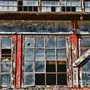 Broken Windows Poster by Paul Ward