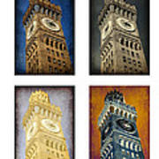 Bromo Seltzer Tower Quad Poster