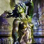 Bronze Nude Poster