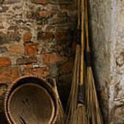 Brooms   #0112 Poster