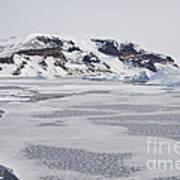 Brown Bluff, Antarctica Poster