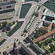 Børsen, Copenhagen Poster by Blom ASA