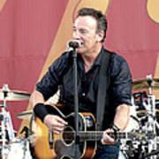 Bruce Springsteen 12 Poster