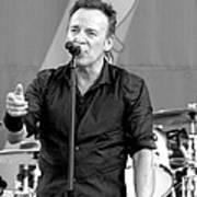Bruce Springsteen 13 Poster