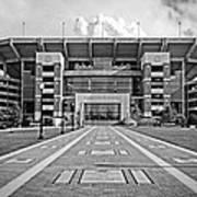 Bryant Denny Stadium 2011 Poster