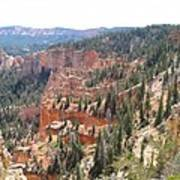 Bryce Canyon View Poster