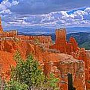 Bryce Canyon's Agua Canyon Poster