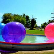 Bubble Ball 1  Poster